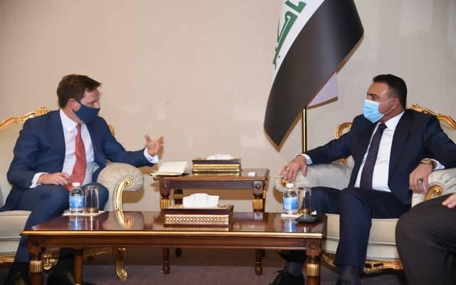 """العراق وبريطانيا يبحثان زيادة دعم آفاق التعاون الصحي لمواجهة """"كورونا"""""""