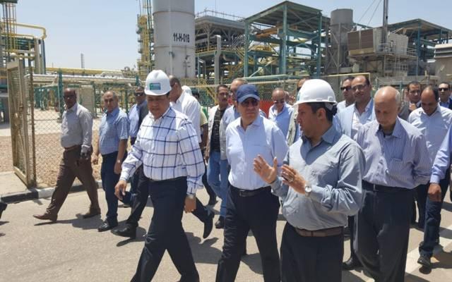 جاسكو تستهدف إنتاج مليوني طن من مشتقات الغاز خلال 2019
