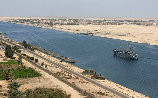 A total of 1,814 vessels transited the Suez Canal in April