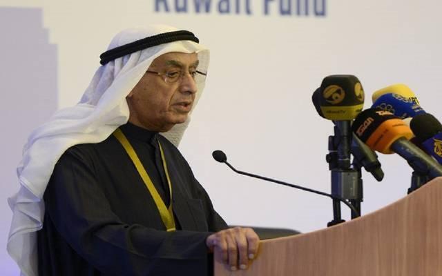 رئيس الصندوق العربي للإنماء الاقتصادي والاجتماعي عبداللطيف الحمد