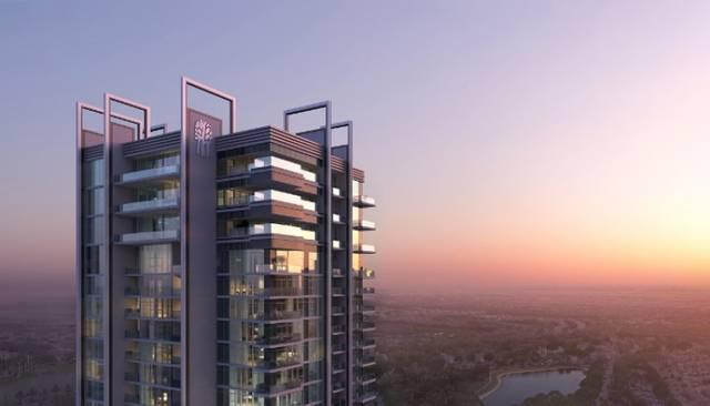 المشروع يضم برجاً مكوناً من 32 طابقاً