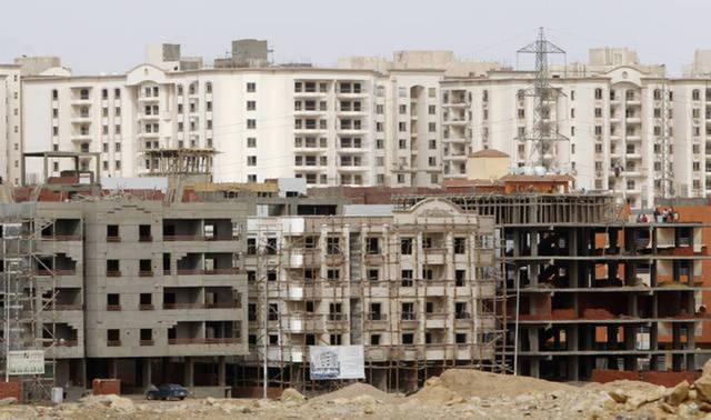 عقارات تحت الإنشاء في مصر
