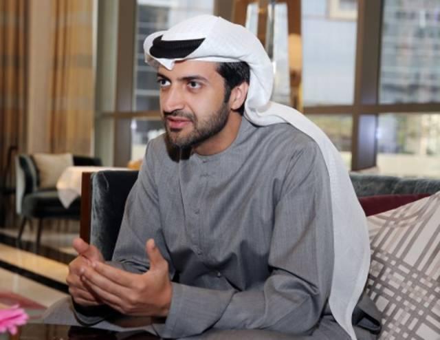 جاسم الصديقي رئيس مجموعة أبوظبي المالية