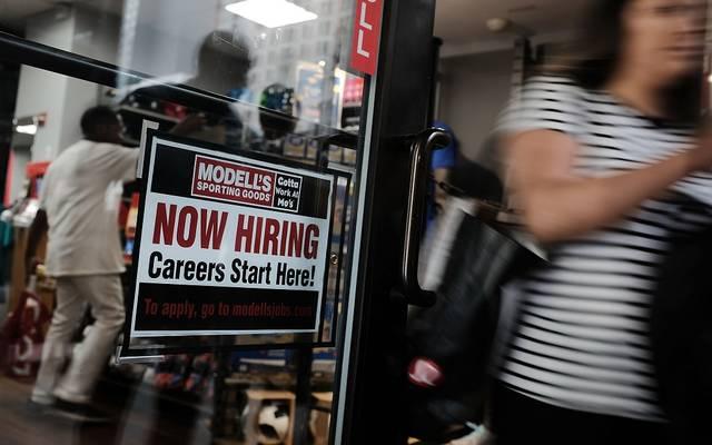 الاقتصاد الأمريكي يضيف 250 ألف وظيفة خلال أكتوبر