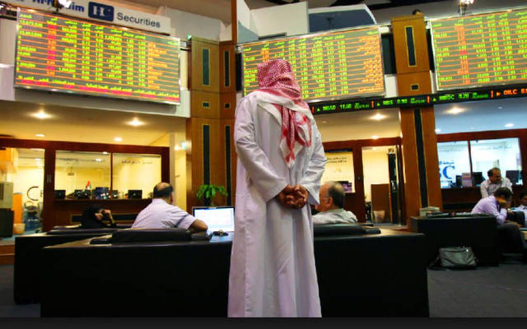 أسواق المال الإماراتية تتباين في مستهل تعاملات اليوم