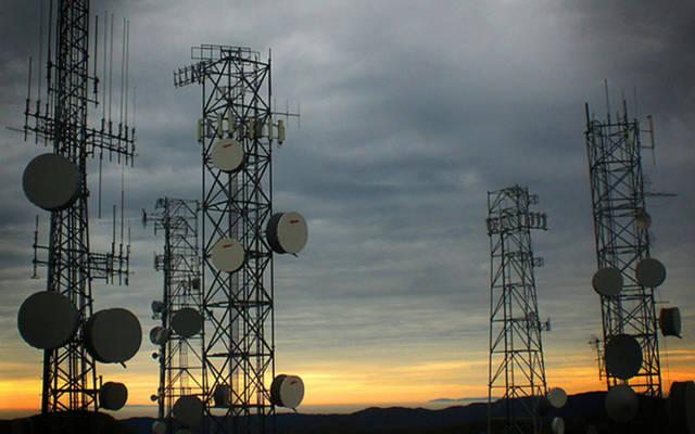 أبراج الاتصالات لشبكات الهواتف النقالة