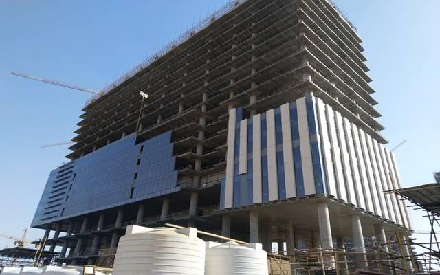 الإسكان المصرية تعلن انتهاء صب الأعمال الخرسانية لـ4 أبراج بالعاصمة الإدارية