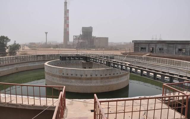 محطة لمعالجة المياه - مصر
