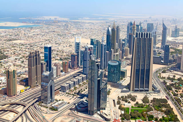 Dubai's GDP grew to AED 398bn last year