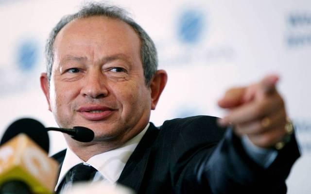 Naguib Sawiris will succeed El-Mahdi as the new CEO