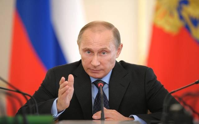 بوتين: شركة روسية تدرس بناء مجمّع بتروكيميائي في السعودية