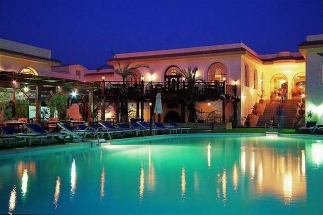 أحد فنادق مدينة شرم الشيخ، الصورة أرشيفية