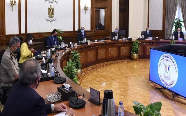 """خلال لقاء الحكومة المصرية مع """"جريفولز الإسبانية"""" لتجميع وتصنيع مشتقات البلازما"""