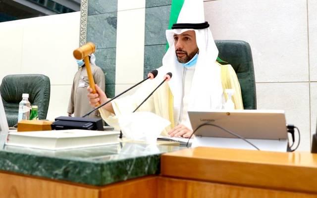 رئيس مجلس الأمة الكويتي ، مرزوق علي الغانم