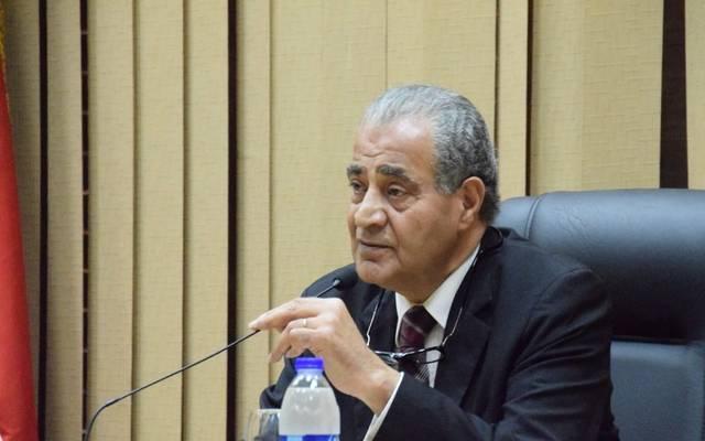 المصيلحي: فاتورة الكهرباء ضمن عوامل تنقية البطاقات التموينية بمصر