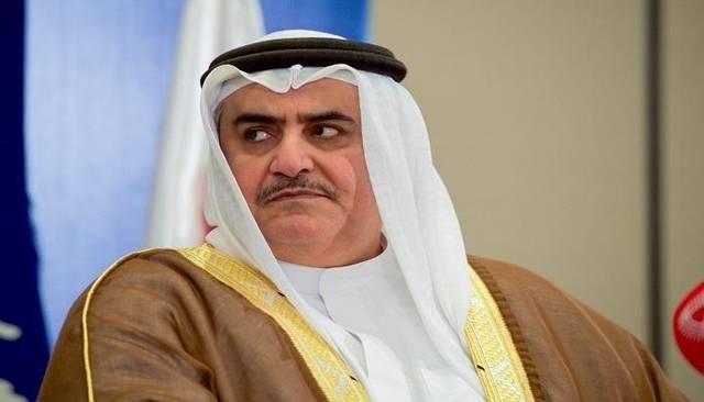 وزير خارجية البحرين يعلق على حادثة مطار أبها
