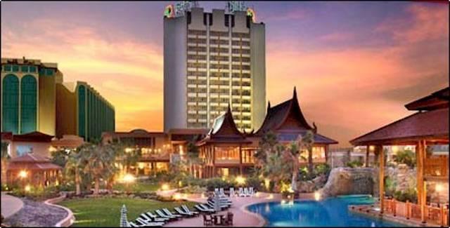 الفندق من فئة الـ 4 نجوم ويضم 270 غرفة