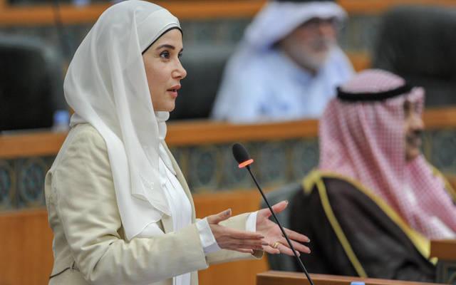 جنان رمضان بوشهري، وزيرة الأشغال العامة وزيرة الدولة لشؤون الإسكان في الكويت