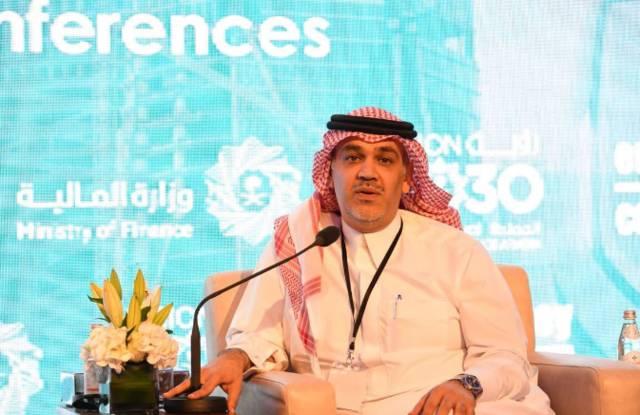 رئيس مكتب إدارة الدين العام بوزارة المالية ومستشار وزير المالية فهد السيف