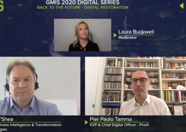 الحضور بالجلسة الافتراضية الثانية للقمة العالمية للصناعة والتصنيع 2020