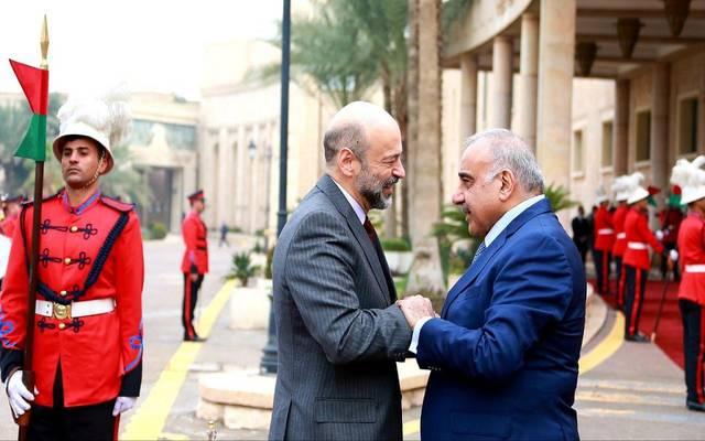 العراق والأردن يفتتحان منطقة صناعية مشتركة عند خط الحدود