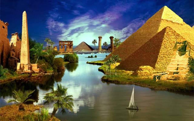 معالم سياحية في مصر