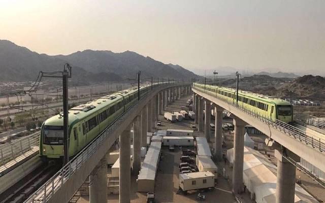 Saudi Haramain railway launches multiple-unit train journeys