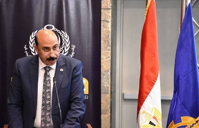 Governor of Aswan Ashraf Attia