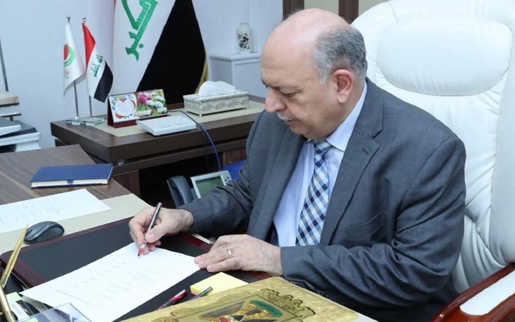 Iraqi Oil Minister: continue to find jobs for graduates despite the challenges 1024