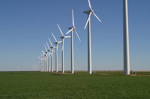 مزرعة طاقة رياح