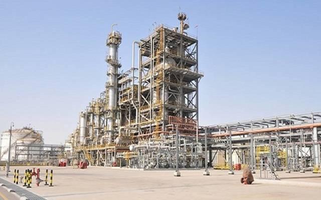 مصنع تابع لشركة الصحراء للبتروكيماويات