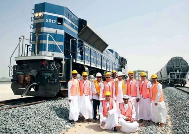 The company is constructing a series of freight stations