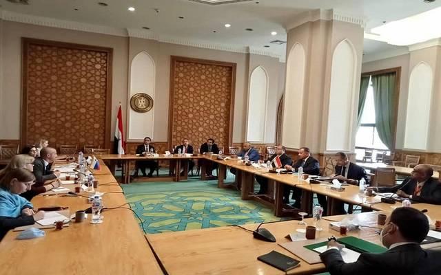 انعقاد جولة المشاورات السياسية بين مصر وسلوفينيا