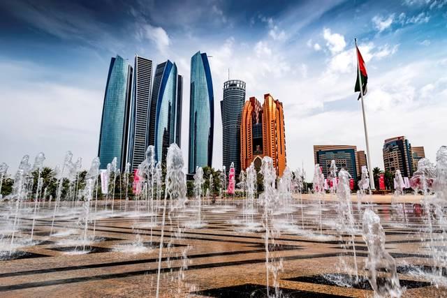 أحد المعالم السياحية بدولة الإمارات