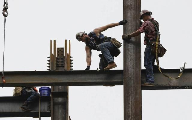 الإنفاق على البناء في الولايات المتحدة يرتفع بأكثر من المتوقع