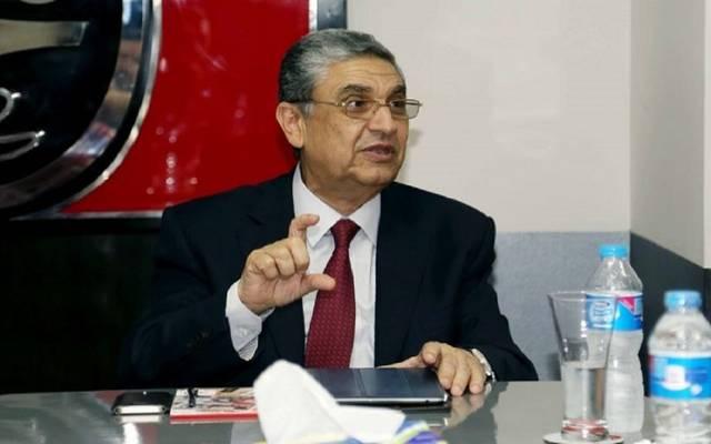 محمد شاكر وزير الكهرباء المصري