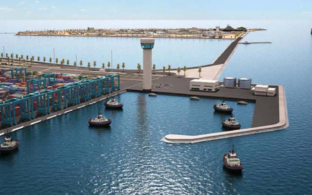ميناء حمد الدولي