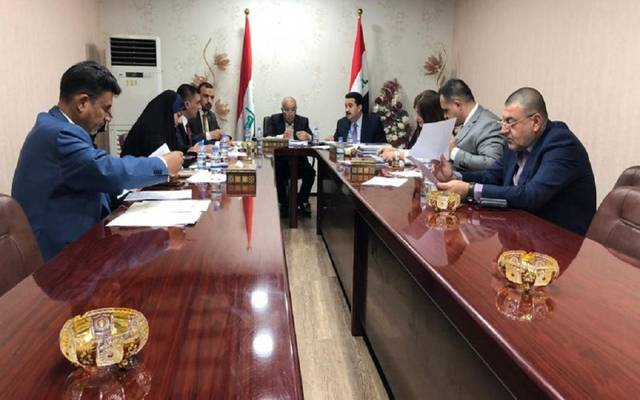 اجتماع لجنة مراقبة تنفيذ البرنامج الحكومي والتخطيط الاستراتيجي