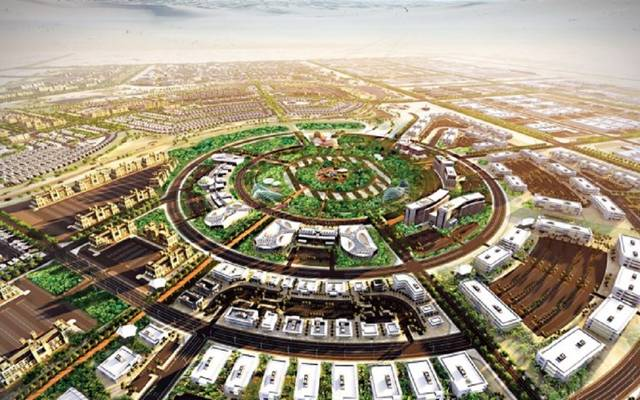 مخطط مشروع مدينة الملك سلمان للطاقة