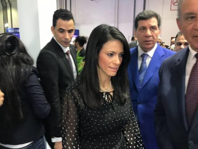 وزيرة التعاون الدولي رانيا المشاط