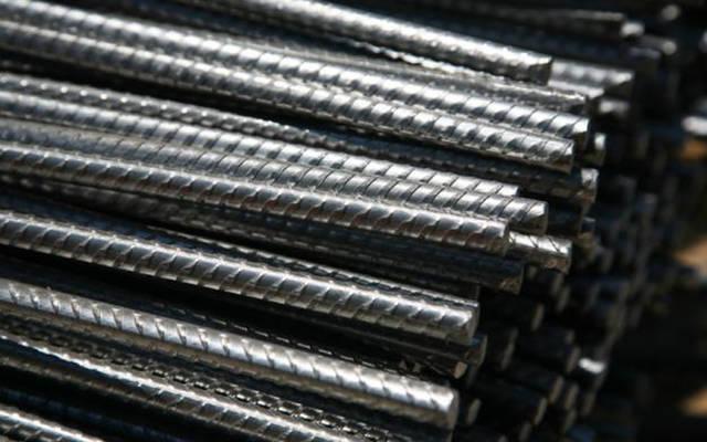 بلغ آخر سعر لطن الحديد بقدرة شد 60 كيلو جرام بين 457 دينار و487 دينار