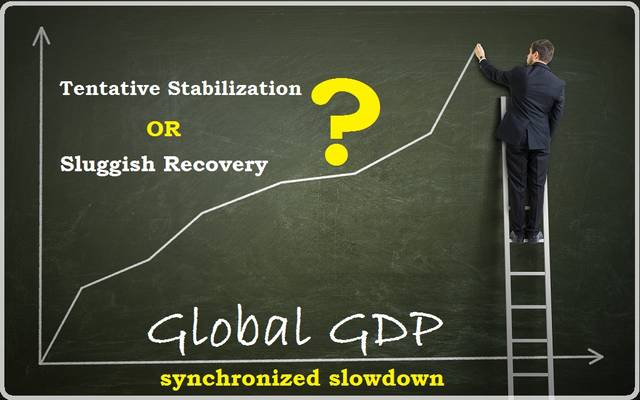 الاقتصاد العالمي.. استقرار مؤقت أم تعافٍ بطيء؟