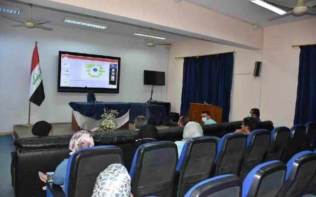 العمل العراقية تعقد اجتماعاً عن بُعد مع البنك الدولي