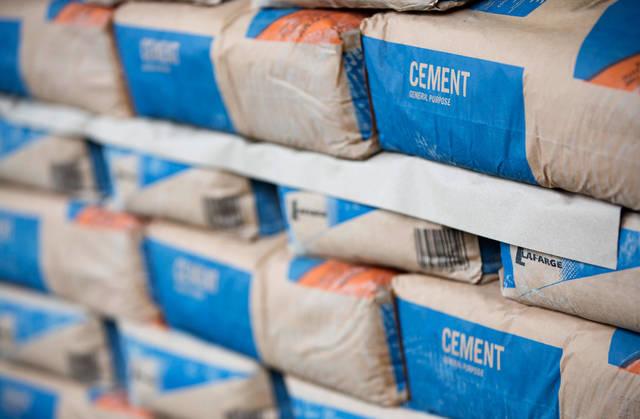 ارتفع مخزون الأسمنت، خلال شهر يوليو الماضي، إلى نحو 1.2 مليون طن