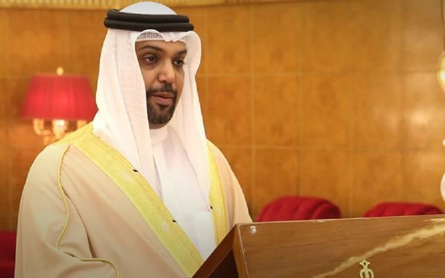 الشيخ سلمان بن خليفة آل خليفة وزير المالية والاقتصاد الوطني في البحرين