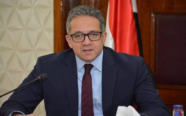 وزير السياحة المصري - أرشيفية