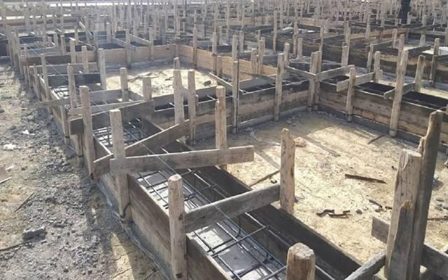 مشاريع إعمار بالعراق في منطقة الأنبار