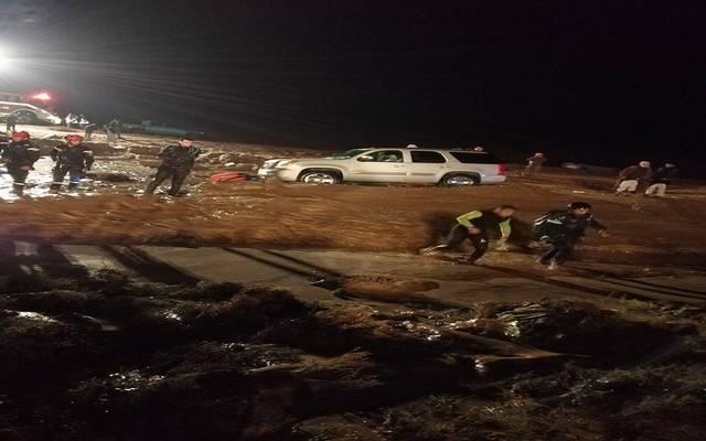عدد ضحايا الحالة الجوية في الأردن يرتفع لـ12 شخصاً