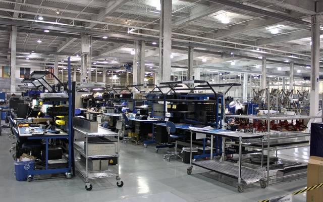 الإنتاج الصناعي بمنشآت القطاع الخاص
