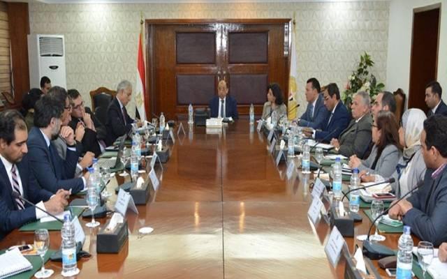 مصر تناقش مع البنك الدولي النتائج النصفية لبرنامج تنمية الصعيد
